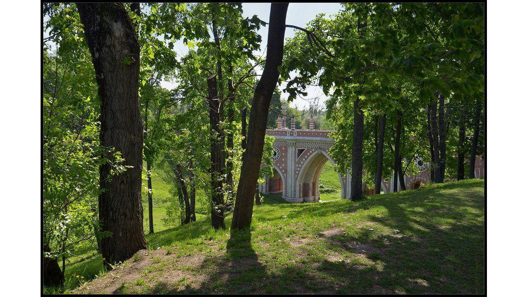 Экскурсия в Царицыно - фото 2
