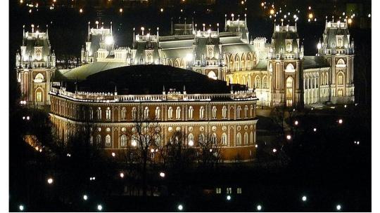 Экскурсия в Царицыно - фото 4