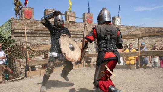 Экскурсия Путешествие в средневековье: Викинги по Севастополю