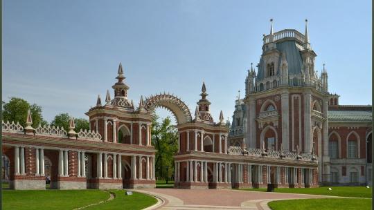 Экскурсия Квест-путешествие: Проклятие Царицыно по Москве