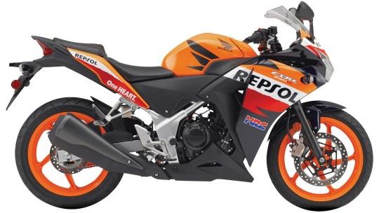 Аренда/прокат спортивного мотоцикла на сутки - фото 3