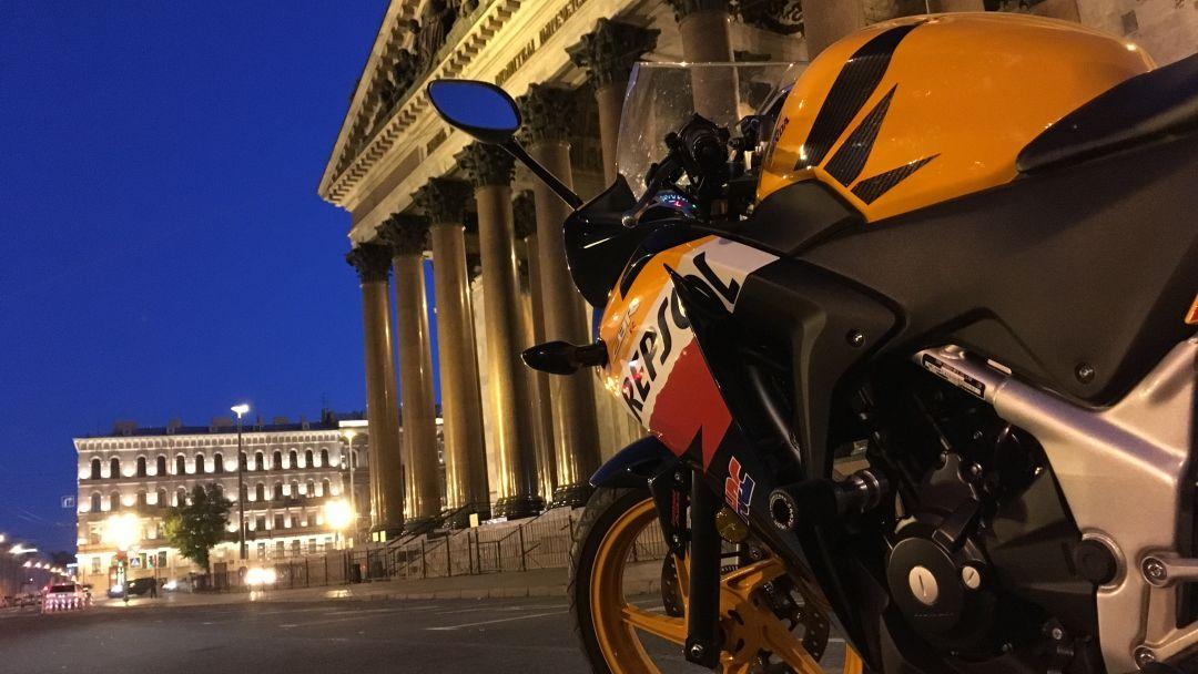 Аренда/прокат спортивного мотоцикла на сутки - фото 4