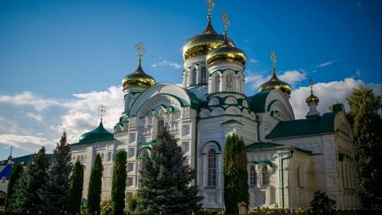 Экскурсия Раифский мужской монастырь по Казани