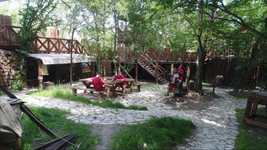 """Экскурсия Парк """"Римская империя"""" в Геленджике"""