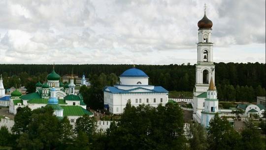 Экскурсия Остров-град Свияжск по Казани