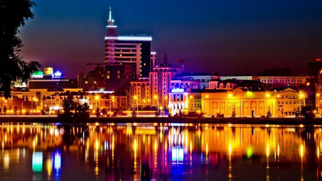 Ночная Казань - фото 2