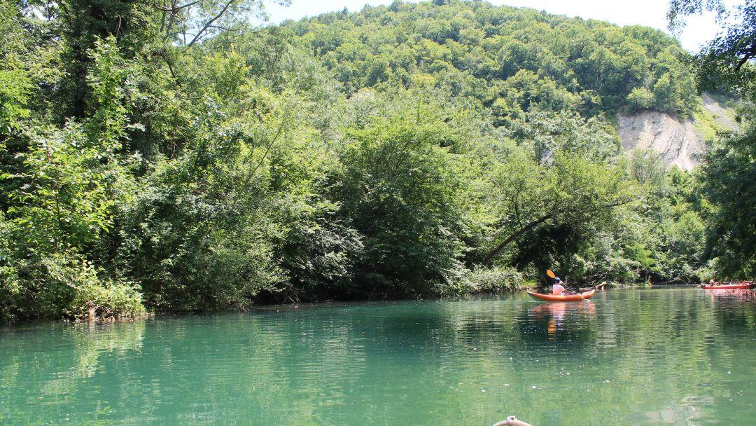 Экскурсия Отдых на озере