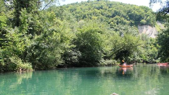Экскурсия Отдых на озере в Геленджике
