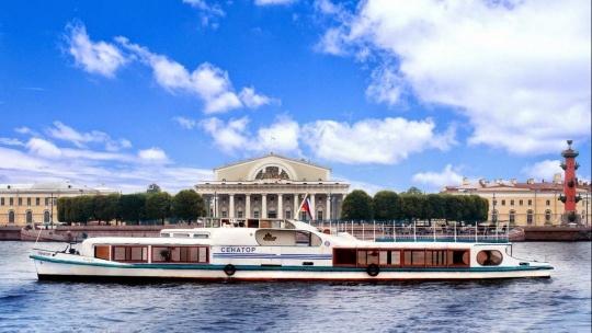 Морская прогулка по Санкт-Петербургу - фото 2