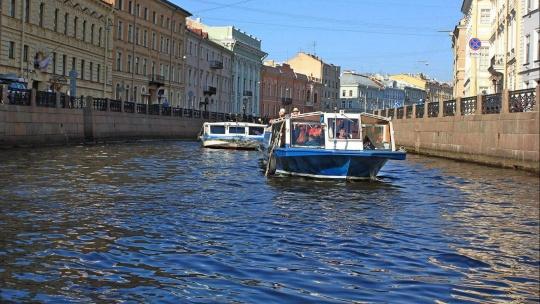Морская прогулка по Санкт-Петербургу - фото 3