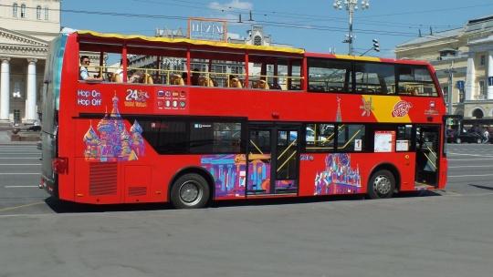 Прогулка на двухэтажном автобусе по Санкт-Петербургу + речная прогулка - фото 4
