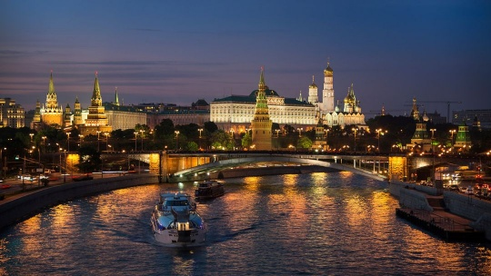 Волшебный вечер на Москве-реке - фото 3