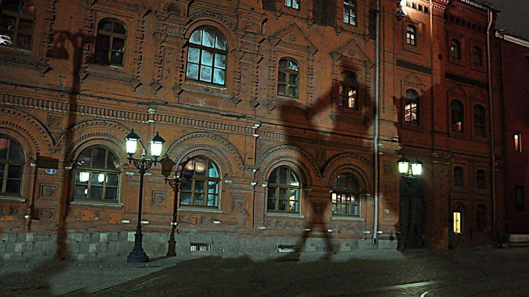 Экскурсия По следам Московских привидений