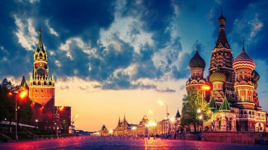 Экскурсия Обзорная экскурсия с частным гидом по Москве