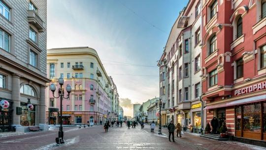 Экскурсия По Арбату с частным гидом по Москве
