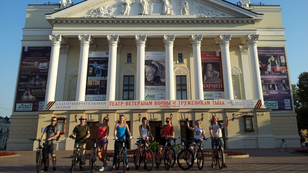 Велоэкскурсия по Казани в Казани