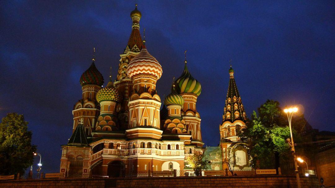 Экскурсия по вечерней Москве - фото 1