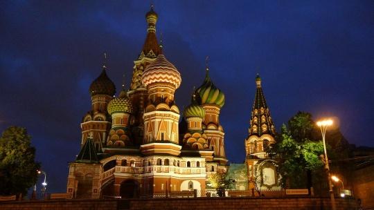 Экскурсия Экскурсия по вечерней Москве по Москве