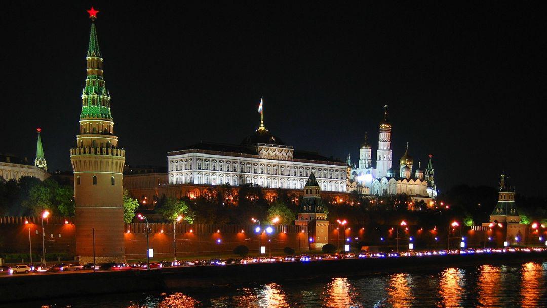 Экскурсия по вечерней Москве - фото 2