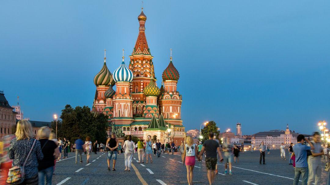 Экскурсия по вечерней Москве - фото 3