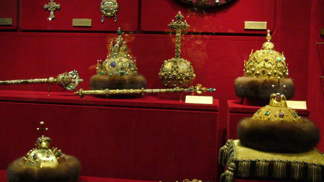 Сокровища Кремля: Алмазный фонд, Оружейная палата - фото 4