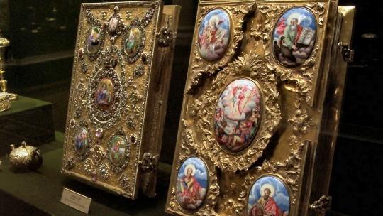 Сокровища Кремля: Алмазный фонд, Оружейная палата - фото 5