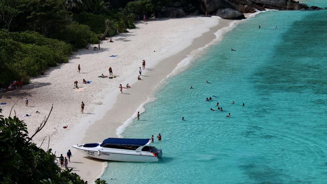 Симиланские острова на один день - фото 7