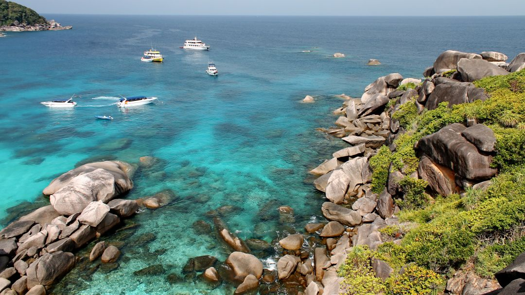 Симиланские острова на один день - фото 9