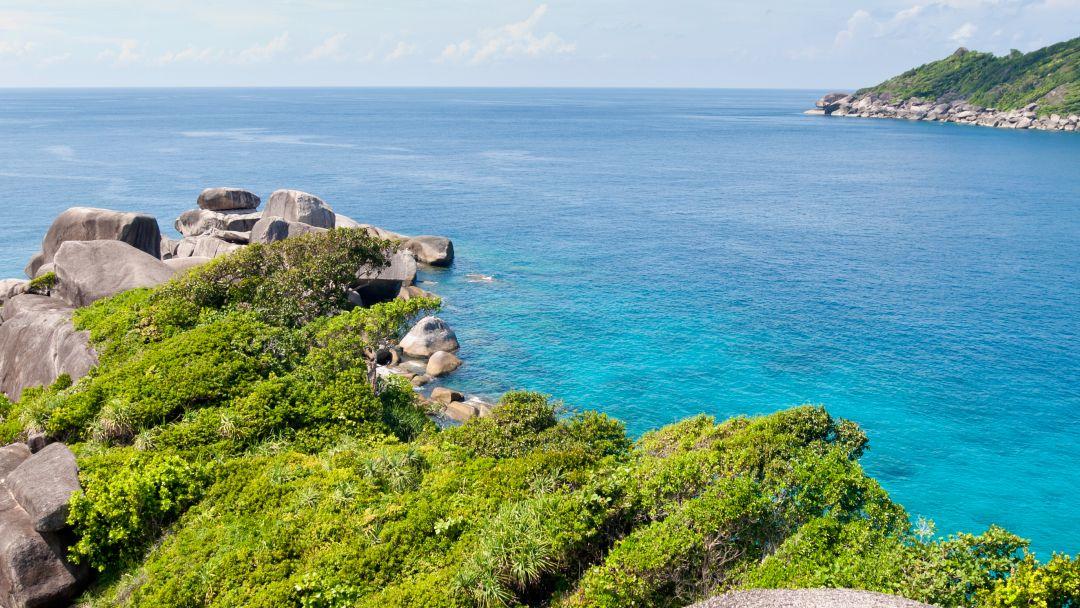 Симиланские острова на один день - фото 10