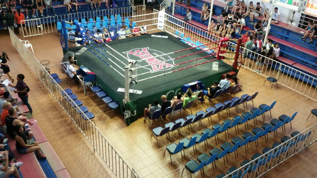 Тайский бокс в Пхукете