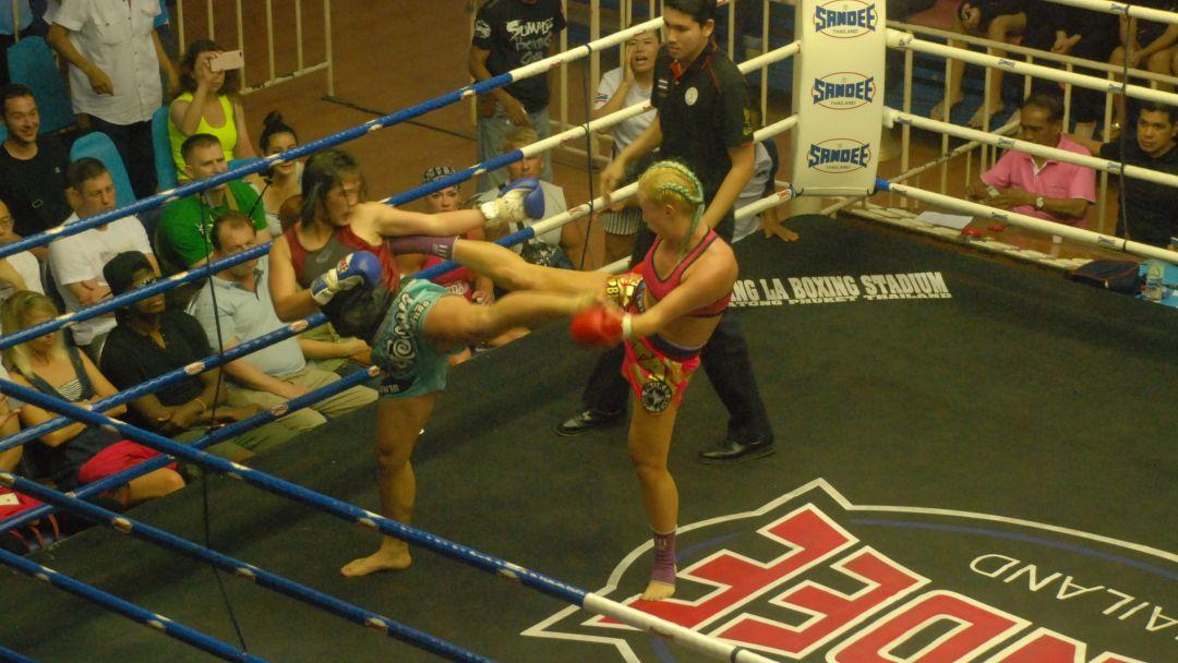 Тайский бокс - фото 4