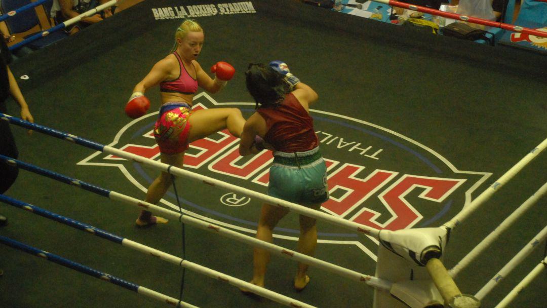 Тайский бокс - фото 5