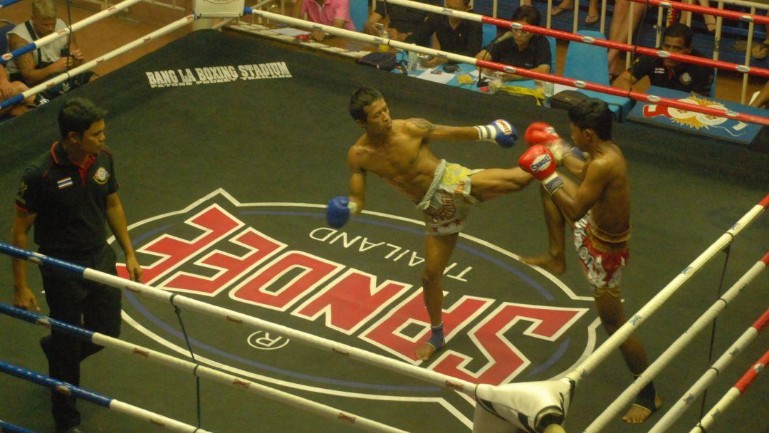 Тайский бокс - фото 6