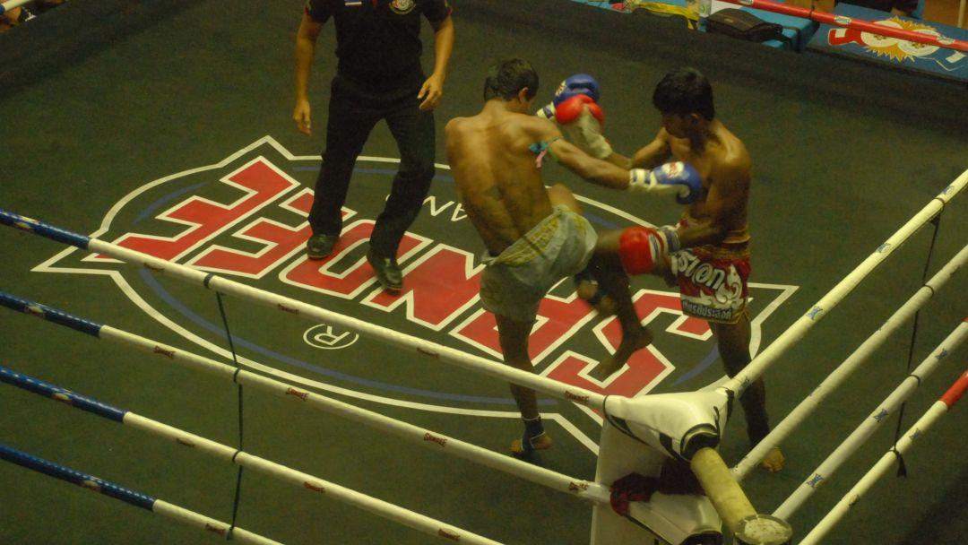 Тайский бокс - фото 7