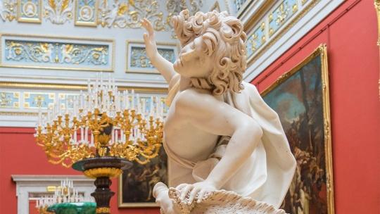 Экскурсия Посещение Эрмитажа и автобусная обзорная экскурсия по Санкт-Петербургу