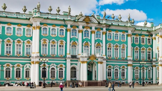 Посещение Эрмитажа и автобусная обзорная экскурсия по Санкт-Петербургу - фото 2
