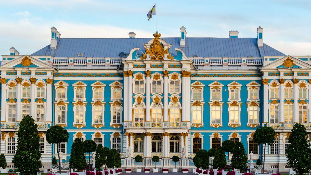 Автобусная экскурсия в Царское Село с посещением Екатерининского дворца и Янтарной комнаты - фото 3