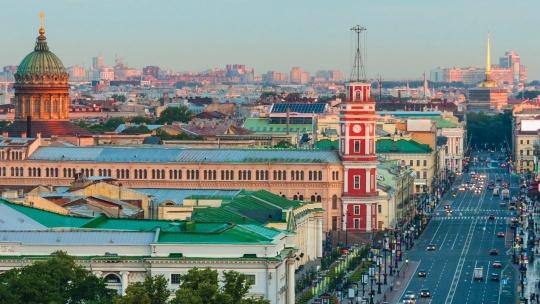 Экскурсия Автобусная обзорная экскурсия по Санкт-Петербургу в Санкт-Петербурге