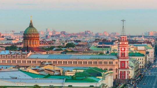 Экскурсия Русский музей и автобусная обзорная экскурсия в Санкт-Петербурге