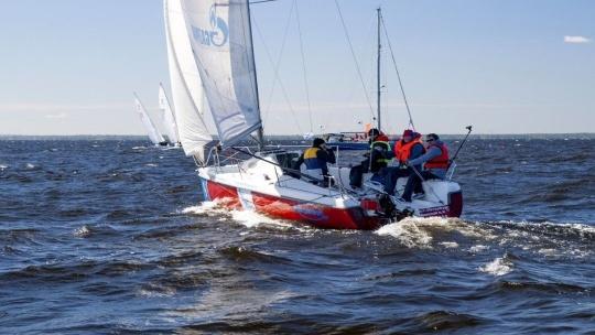 Экскурсия Прогулка на парусной яхте по акватории Финского залива с мастер классом по яхтингу в Санкт-Петербурге