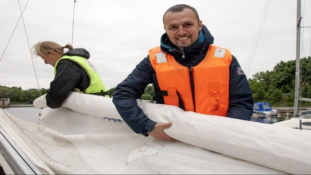 Прогулка на парусной яхте по акватории Финского залива с мастер классом по яхтингу - фото 3