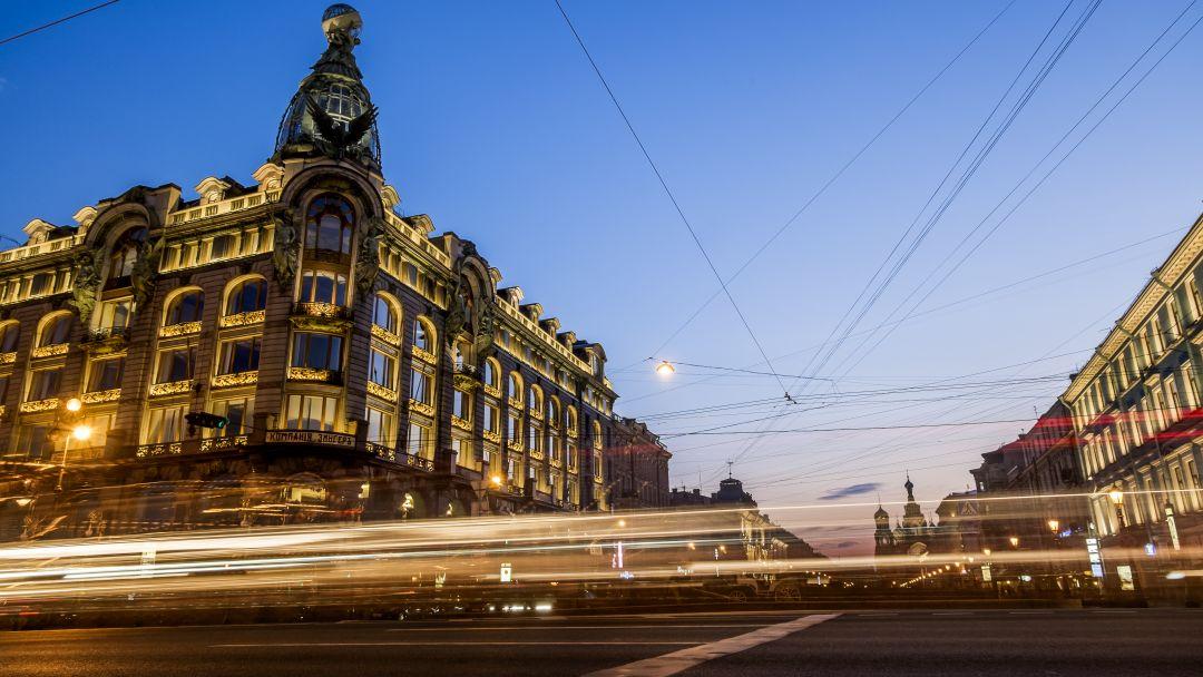 Кунсткамера и автобусная обзорная экскурсия по Санкт-Петербургу - фото 2