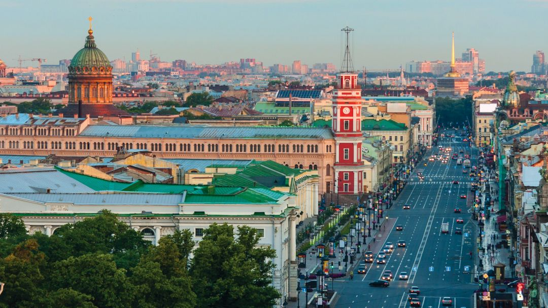 Кунсткамера и автобусная обзорная экскурсия по Санкт-Петербургу - фото 3