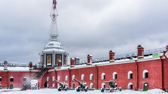 Петропавловская крепость - фото 2