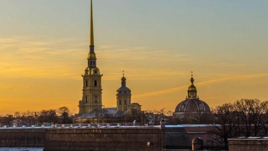 Петропавловская крепость - фото 4