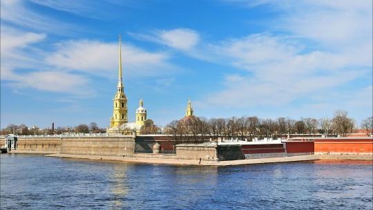 Петропавловская крепость - фото 5