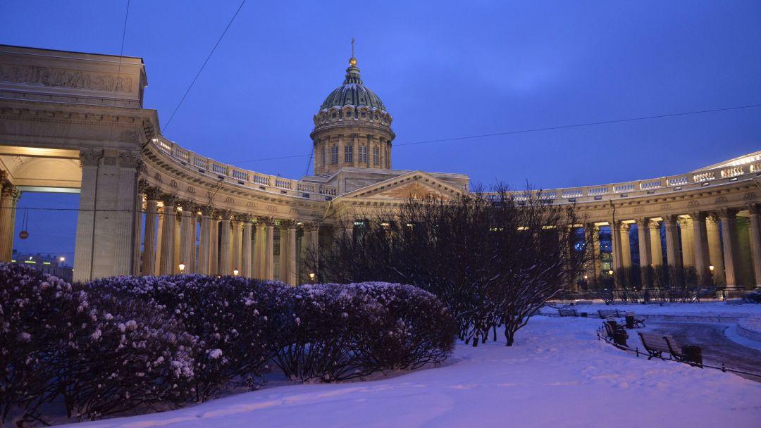 Экскурсия Ночная автобусная экскурсия по Санкт-Петербургу