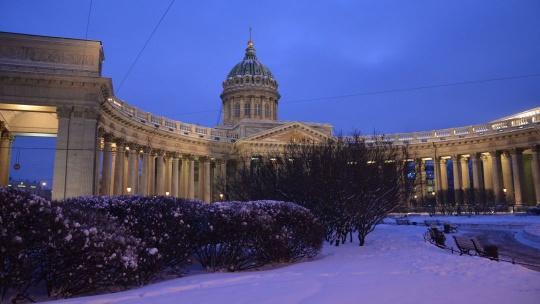 Экскурсия Ночная автобусная экскурсия по Санкт-Петербургу в Санкт-Петербурге