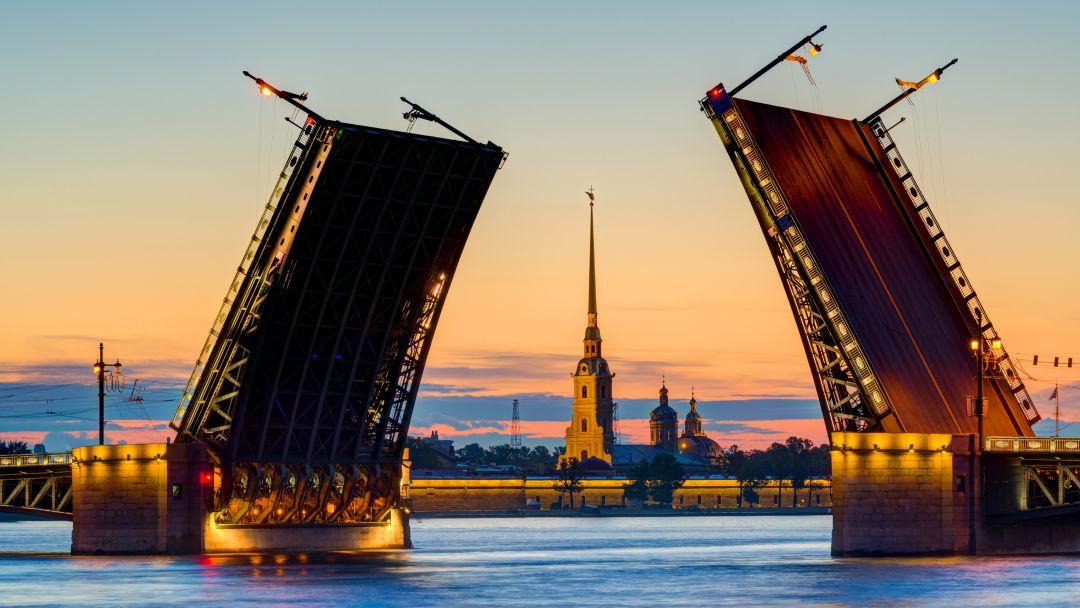 Ночная автобусная экскурсия по Санкт-Петербургу - фото 2