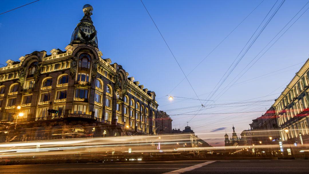 Ночная автобусная экскурсия по Санкт-Петербургу - фото 3